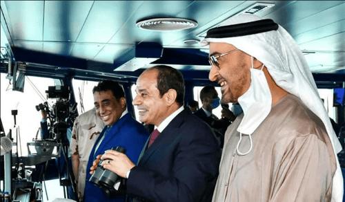 Egyptian-President-Abdel-Fattah-al-Sisi-inaugurated-a-large-naval-base
