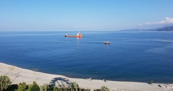 Georgia participates in the US Coast Guard International Port Security Programme