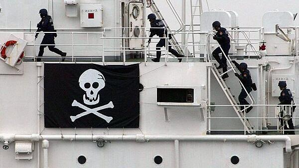 West Africa piracy