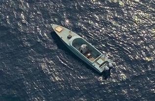 Houthi Drone Boat