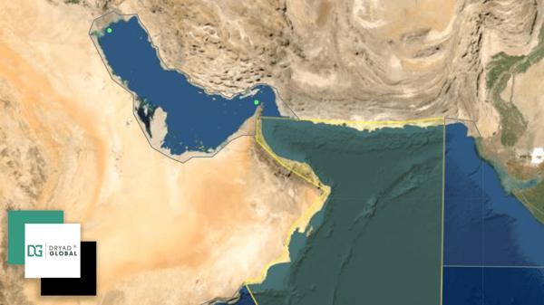 Medium Strait of Hormuz