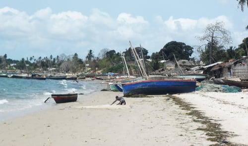 Mozambique Insurgency Sea Piracy