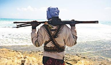 Piracy Mozambique