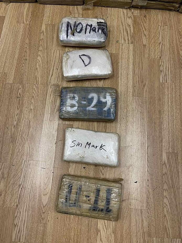 Port of Piraeus Cocaine seized