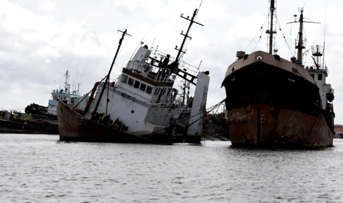 Maritime security Gabon