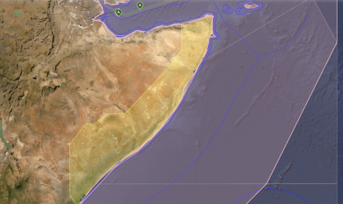 Somalia Atlas Imagery
