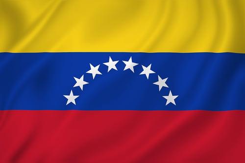 Venezuela Flag Small