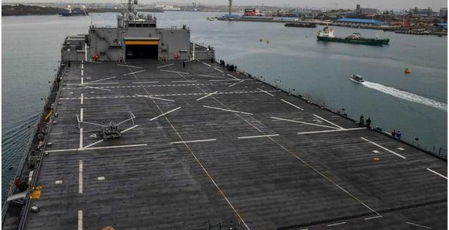 USS Hershel Williams
