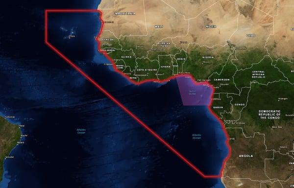 West Africa VRA JWC