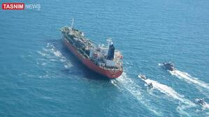 Vessel detained by IRGC
