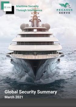GSS front page yacht pegasus serve March 2021