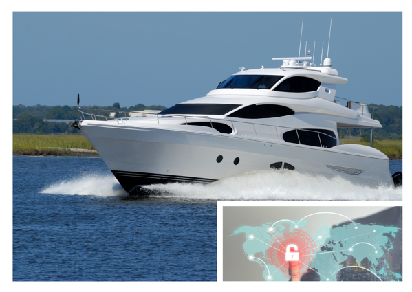 cyber yacht